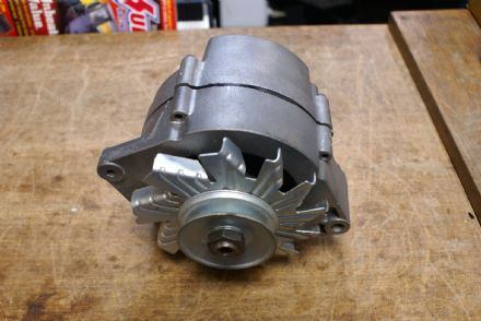 Alternator,37a-12v Negative,1100628,Used